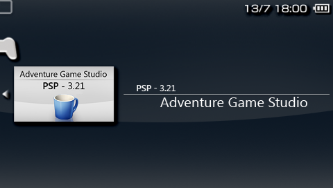 JJS at : Software Projects : Adventure Game Studio Runtime